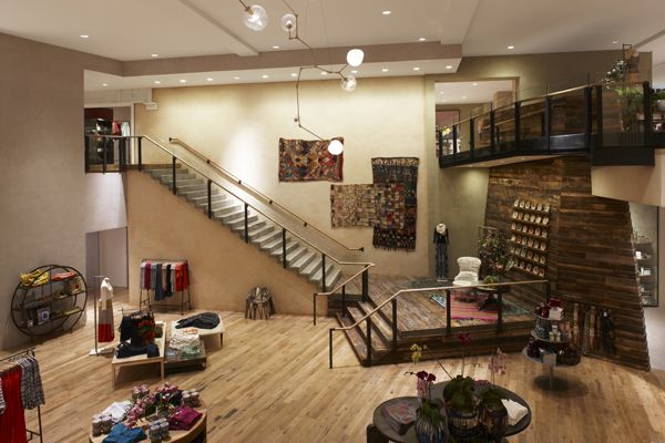 Anthropologie, New York City