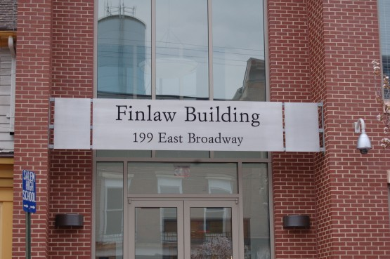 Finlaw Building historic restoration