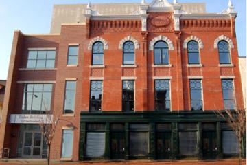 Finlaw Building historic restoration