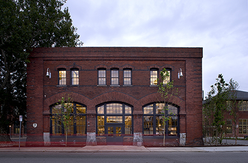 Urban Outfitters historic renovation