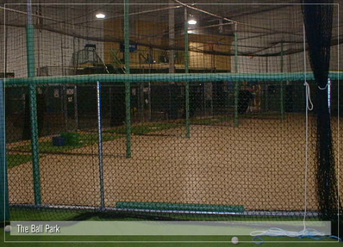 The Ball Park training facility