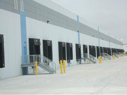 Kimberly-Clark's LEED-certified distribution center