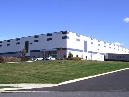 Blue Rock Delivers Cold Storage To Foodsource