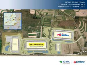 Berks Park site plan