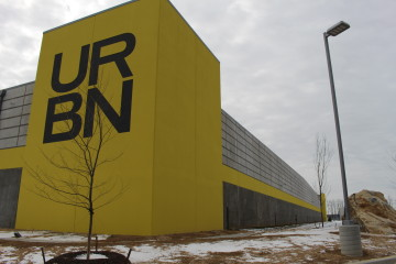 Urban Outfitters' fulfillment center