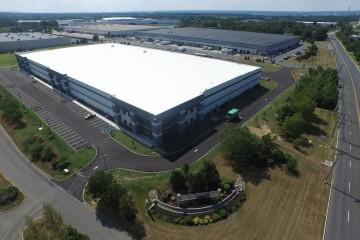 Penske Logistics cold storage facility