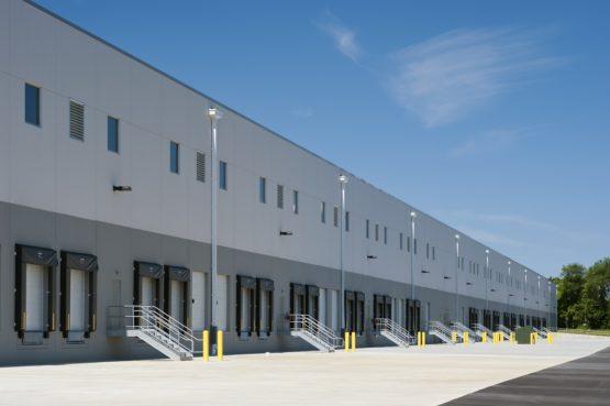 Blue Rock Delivers New Building For Mrp Inudstrial At 192