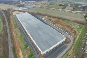 MRP Industrial, 192 Kost Road industrial buidling