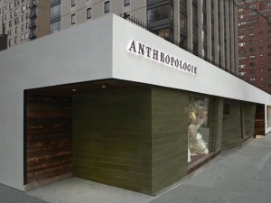 Anthropologie , New York City, 3rd Ave.