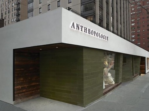 Anthropologie Retail Stores - Blue Rock Construction, Inc.