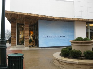Anthropologie, Skokie, IL