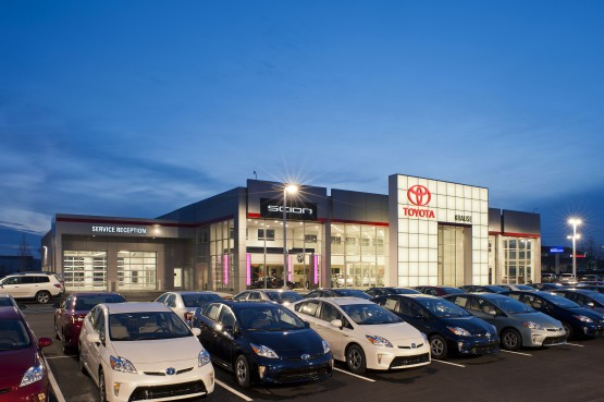 Krause Toyota, Breinigsville, PA, auto dealership
