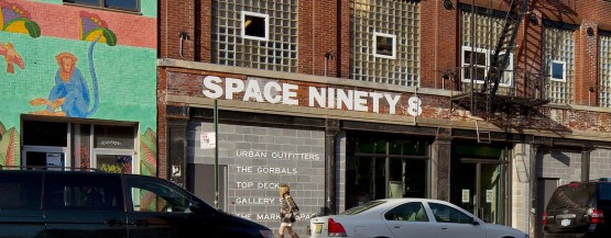 Urban Outfitters Retail Store, Brooklyn, NY at Space Ninety 8