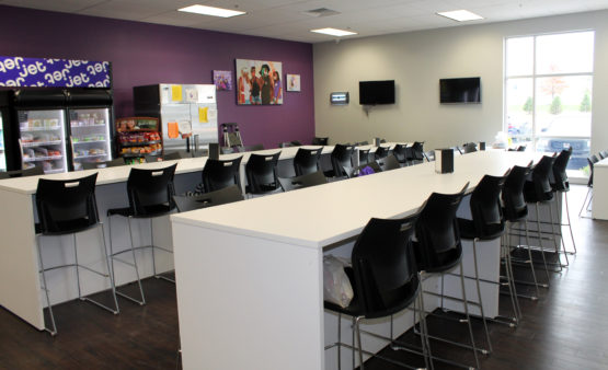 Jet.com break room