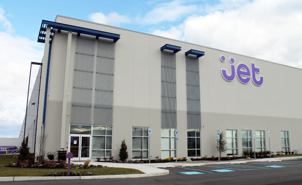Jet.com, Salem County, NJ