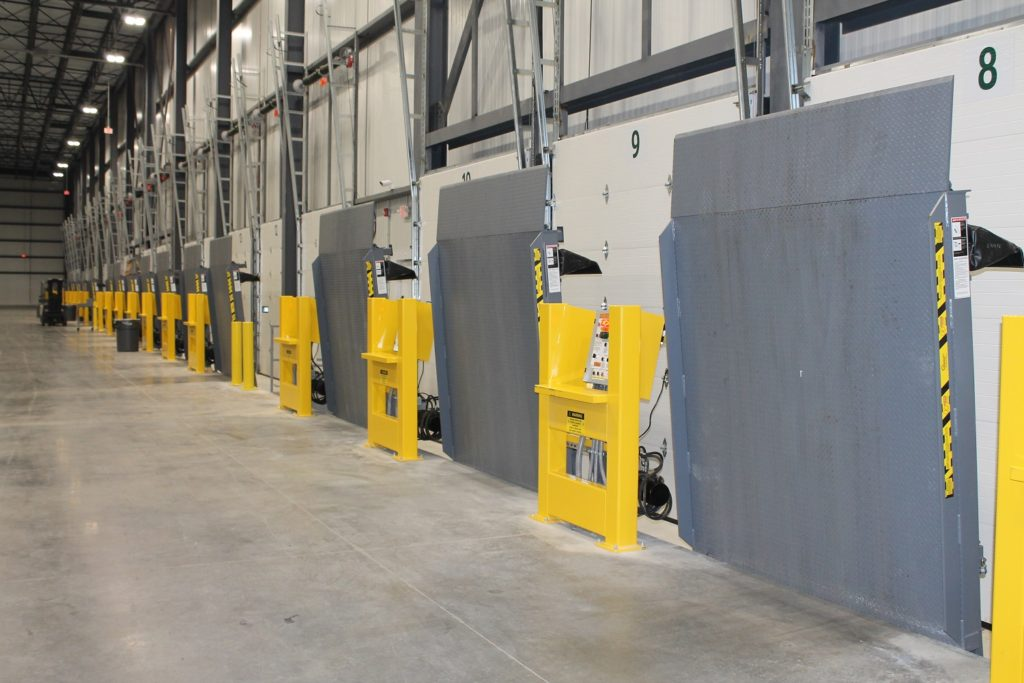 Greenyard USA - 26 cold storage loading dock positions