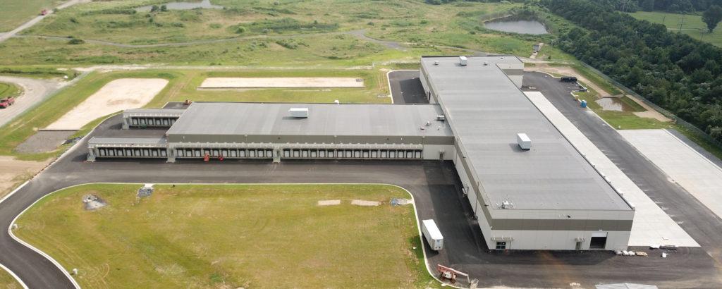 UPS Parcel Distribution Center, New Castle, DE