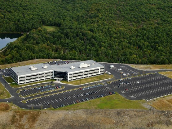 TMG Health - New Office Building in Jessup, PA