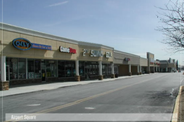 Airport Square retail center