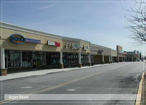 Airport Square retail center
