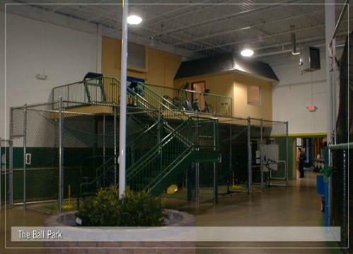 The Ball Park training facility
