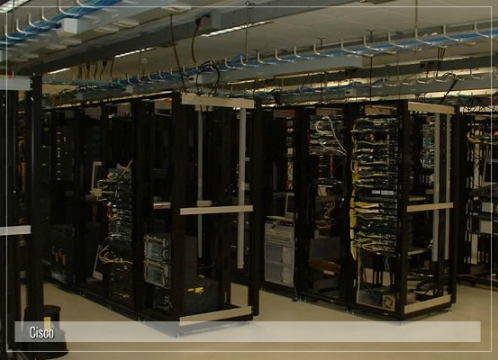 Cisco Systems, Inc., office facility