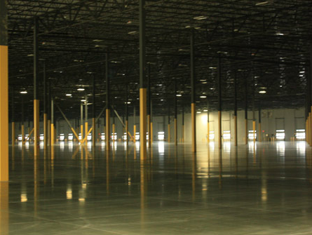 Kimberly-Clark's LEED-certified distribution center