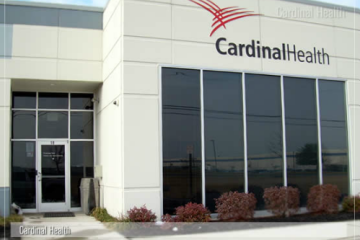 Cardinal Health distribution center