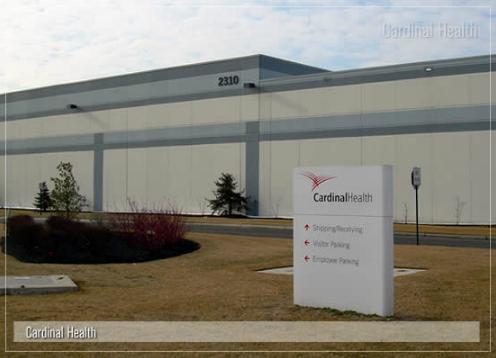 Cardinal Health distribution center