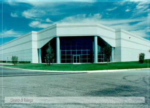 Linens N Things distribution center