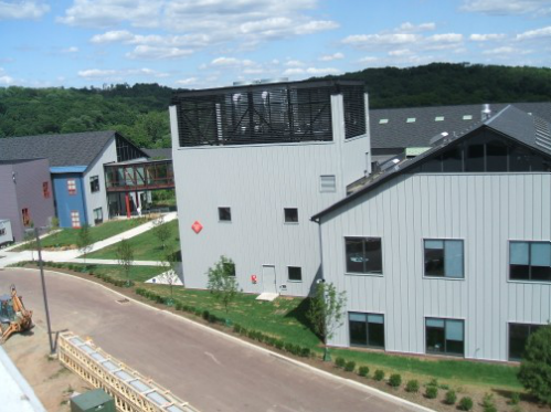 Hillside Hall building at SEI Investments campus