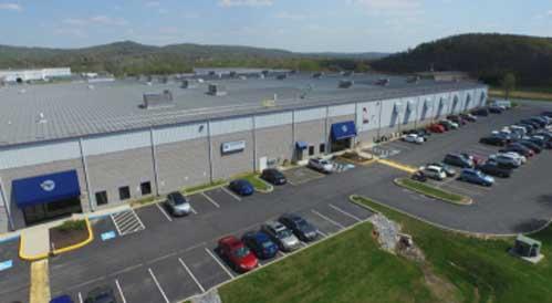 Pratt & Whitney LEED building
