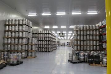 Gretz Beer Company facility