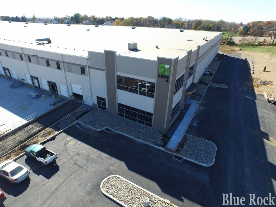 First Industrial Realty Trust distribution warehouses