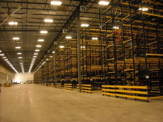 Penn Jersey Paper warehouse, office and distribution center