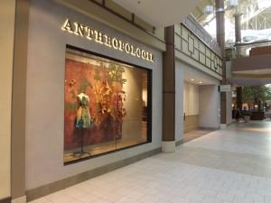 Anthropologie, Danbury, CT