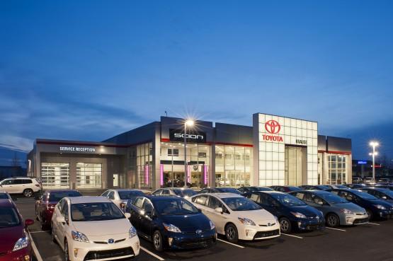 Krause Toyota, Breinigsville, PA, auto dealership