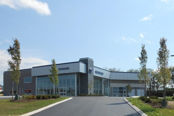 Stocker Subaru auto dealership in State College, PA