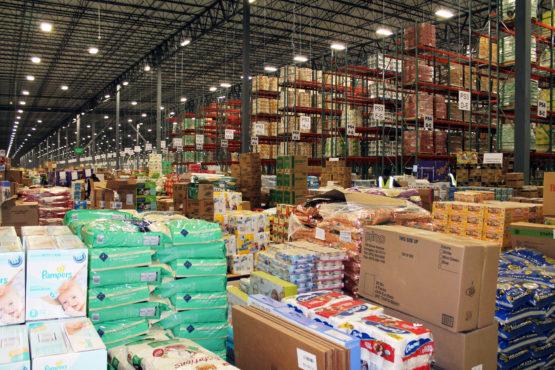 Jet.com distribution facility
