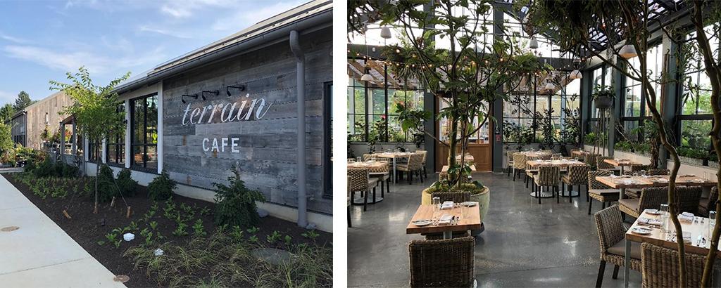 Terrain Cafe at Devon Yard, PA